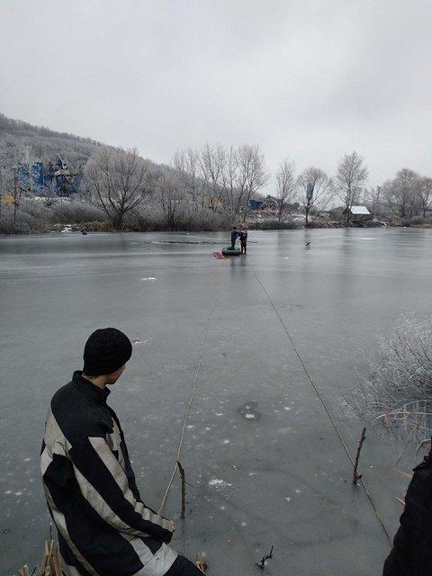 В Закарпатье рыбак смотрел как тонули его товарищи
