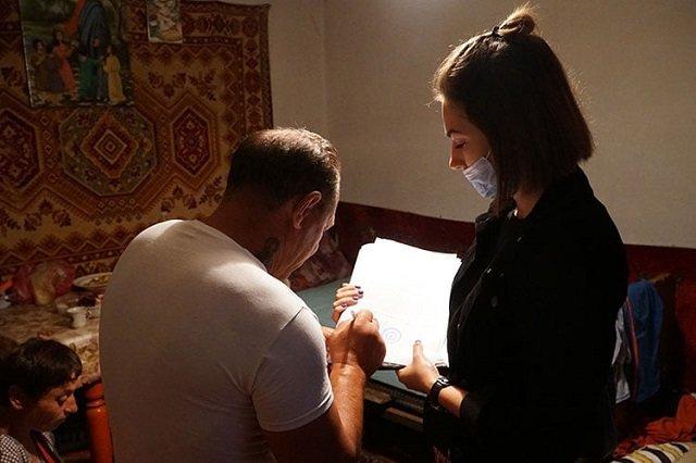 Группировка из Закарпатья организовала в Тернополе нищенский бизнес