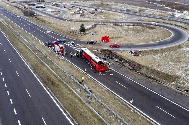 Смертельное ДТП автобуса с украинцами в Польше: Новые подробности и фото трагедии