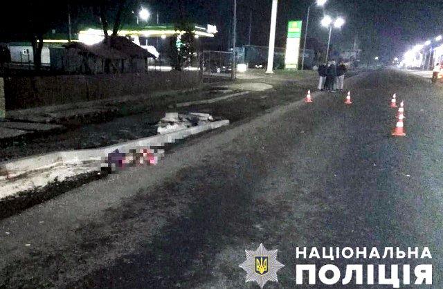 В Закарпатье, несмотря на схему, вычислили виновника смертельной аварии