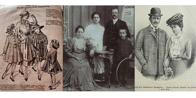 Мода ХІХ століття: В Ужгороді місцева еліта дотримувалася европейських тенденцій