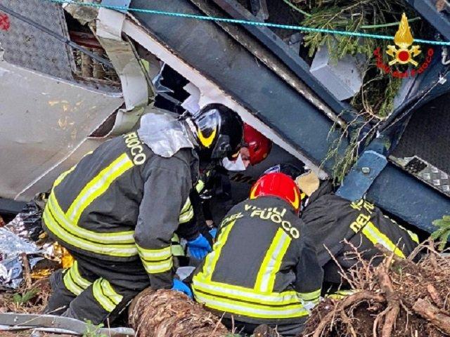 23 мая в Италии произошла смертельная авария на канатной дороге «Stresa-Mottarone».