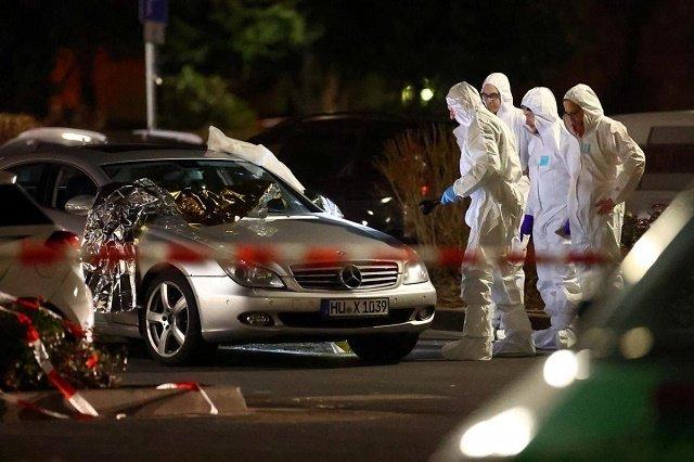 Террорист в немецком Ханау расстрелял людей в кальянных