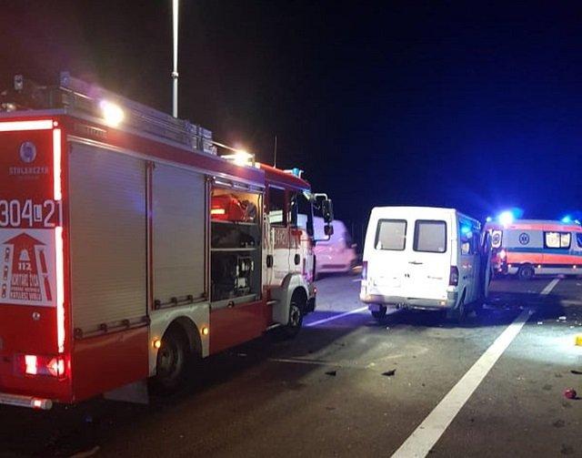 Жесткое ДТП с украинцами в Польше: травмировано 7 человек