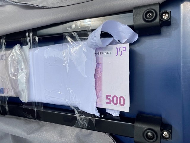 На 21 миллион форинтов штрафанули украинца на границе с Закарпатьем венгерские таможенники