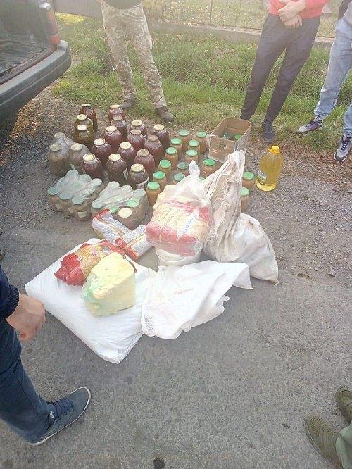 В Закарпатье военнослужащего погранотряда поймали на продаже продуктов питания из военной части