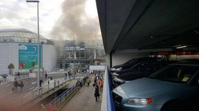 аэропорт, Брюссель, Взрывы, метро, погибшие, теракты