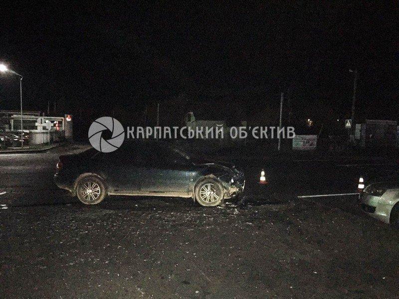 В результате аварии повреждены два автомобиля марок Audi А6 и Audi A4.