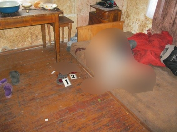 На Закарпатье работники полиции раскрыли убийство молодой женщины