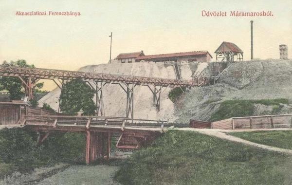 Солотвинський солерудник — одне з найстаріших підприємств Закарпаття