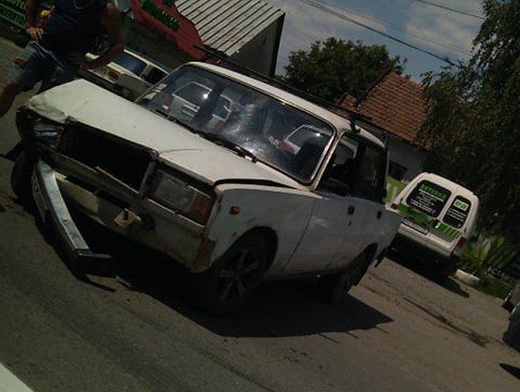 В Ужгороде произошло второе ДТП меньше чем за 5 часов