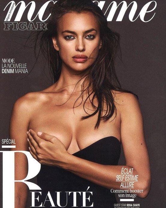 30-летняя модель Ирина Шейк выглядит просто шикарно!
