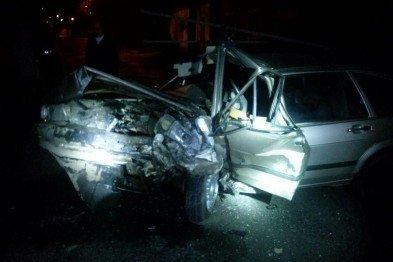 Водитель «Пассата» находился в состоянии алкогольного опьянения