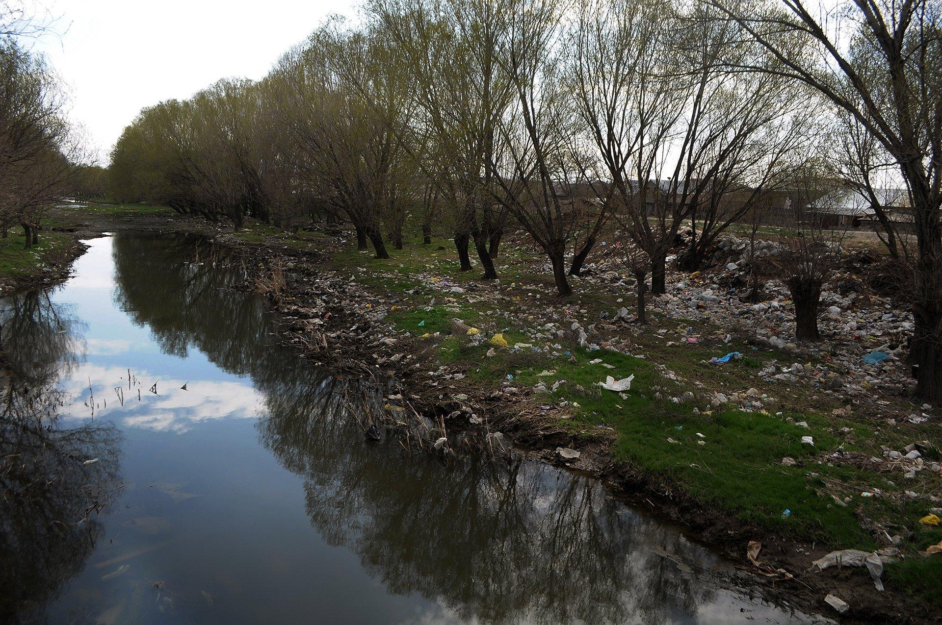 На Закарпатье экологическая катастрофа из-за мусора