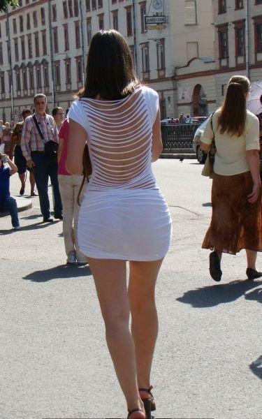 Секси девки на улицах