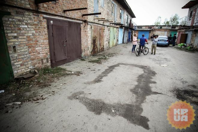 В гаражном кооперативе, в котором обнаружили авто Тараса Познякова
