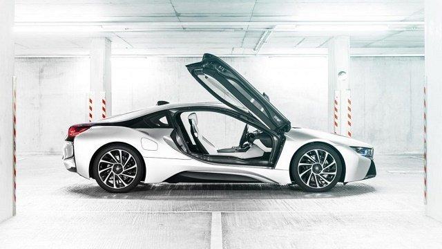 BMW i8 - Рейтинг суперкаров всех времен и народов по версии Top Gear
