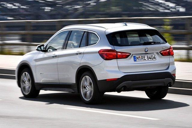 BMW X1 xDrive 20i в ТОП-5 компактных кроссоверов