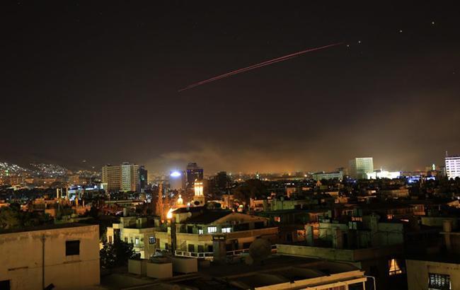 США выпустили по Сирии 103 ракеты