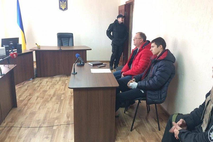 Сын судьи на Днепропетровщине зарезал семью