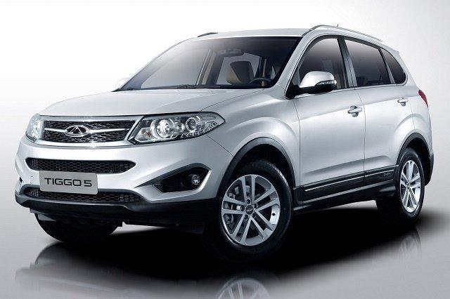 Китайская альтернатива дорогим авто: Chery TIGGO 5