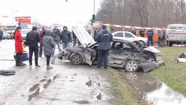 В Черновицкой области произошло смертельное ДТП: в результате погибло 4 женщин