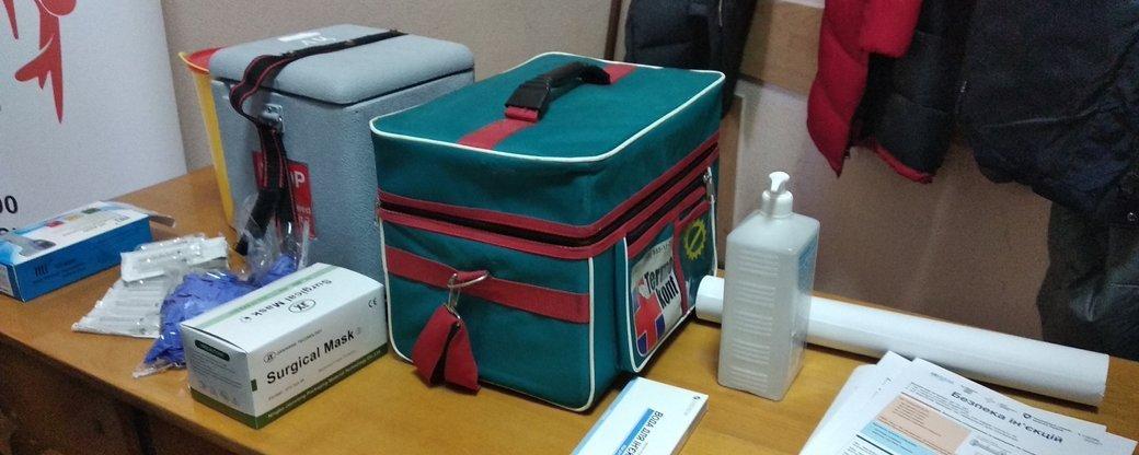 В Ужгороде медиков уже готовят к вакцинации местного населения