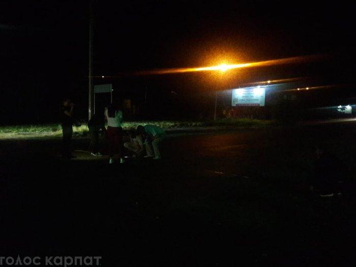 Следователи по секундам восстанавливали смертельное ДТП на дороге в Закарпатье