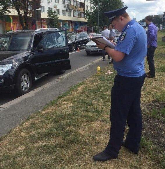 Полиция разыскивает двух киллеров на мотоцикле