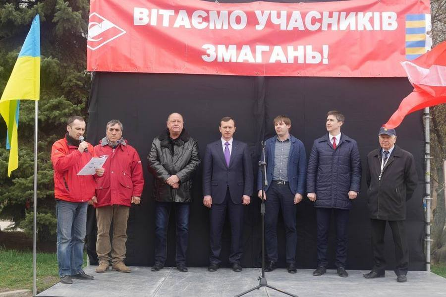 По словам В.Ледиды, Ужгород впервые принимает соревнования такого уровня