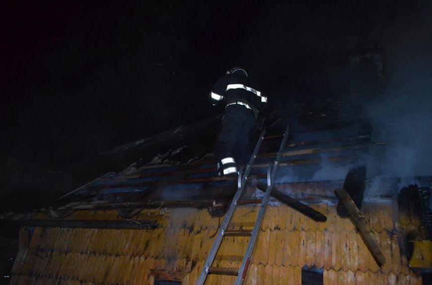 Во время спасательной операции в доме было найдено тело 61-летнего мужчины