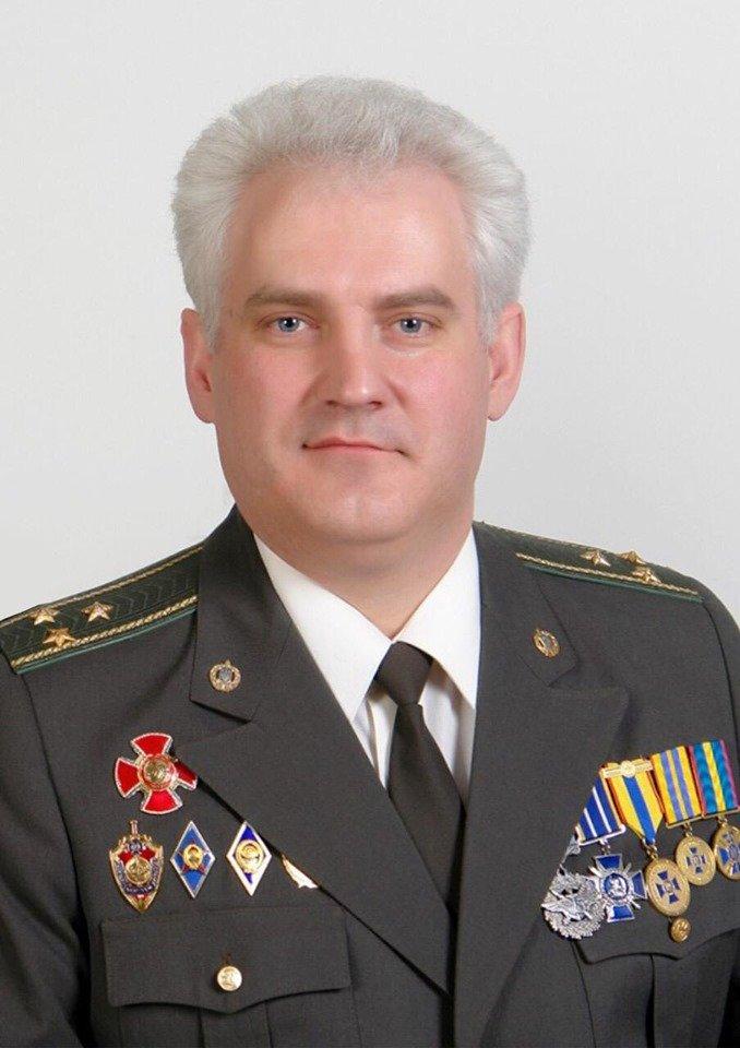Сердце украинского контрразведчика, который родом из Закарпатья, прекратило биться