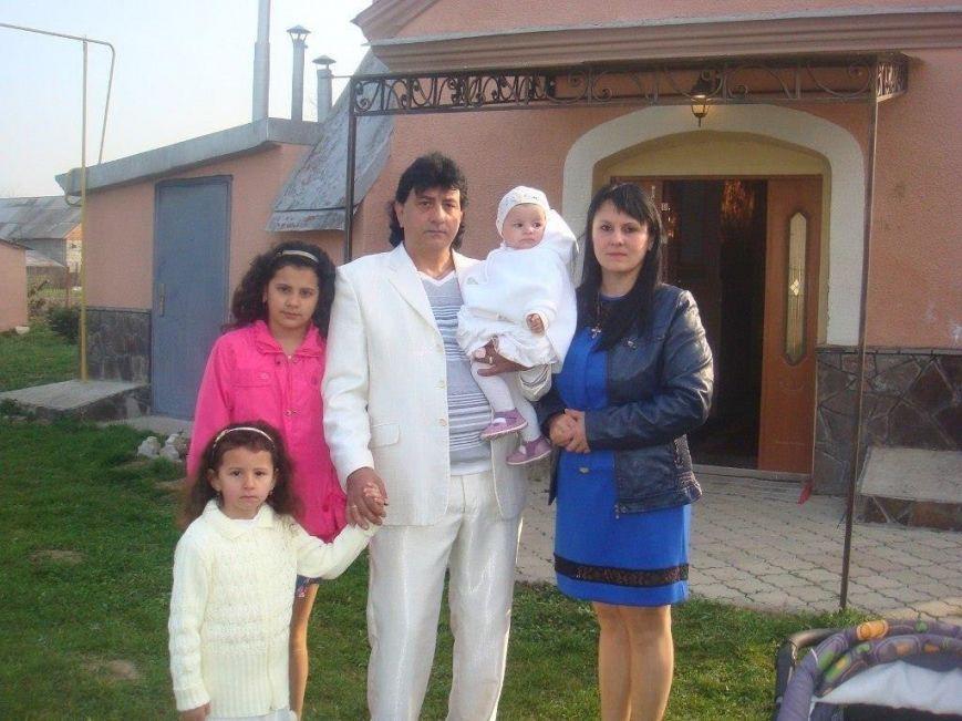 У Ольги и Гоби Крафчика - трое детей