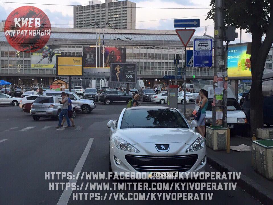 Известная закарпатка попала в неприятную историю в Киеве
