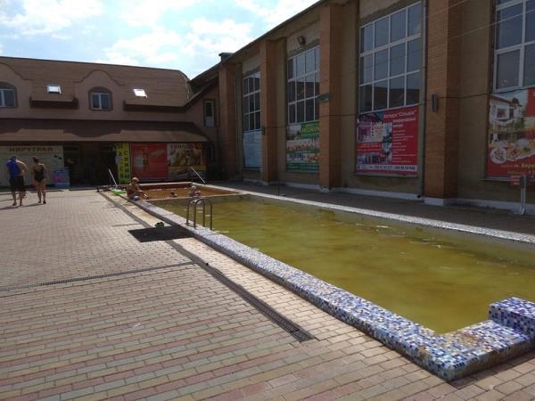 В Закарпатье наконец-то открылся крупнейший термальный бассейн
