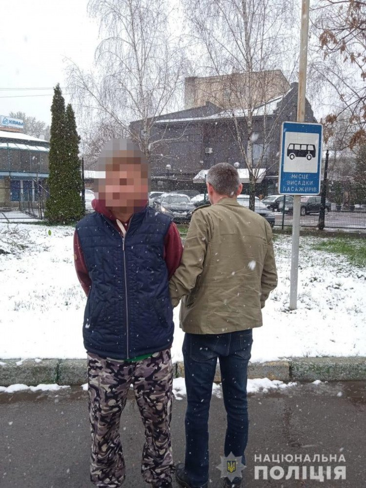 В Закарпатье скрывались 3 психа, способные на зверские вещи
