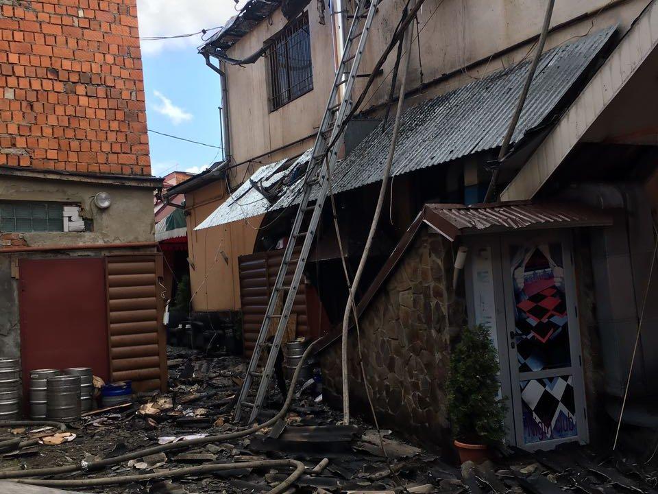 Пожарные рассказали все детали об резонансном происшествии в Закарпатье