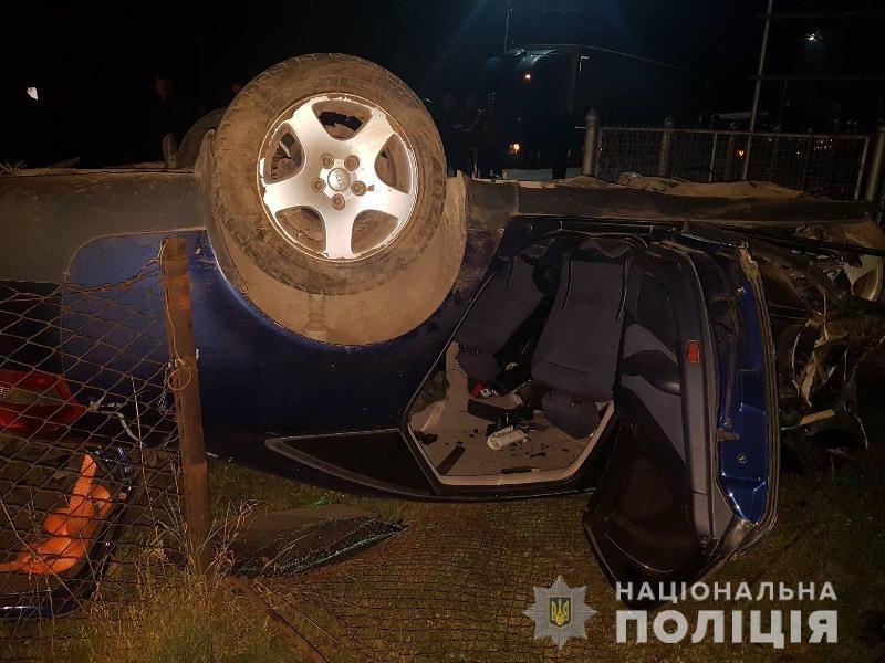 В Закарпатье вечером произошло смертельное ДТП