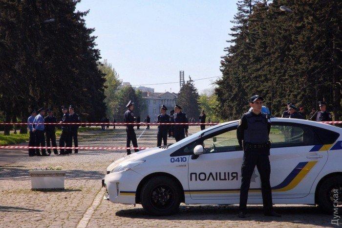 Правоохранители нашли пакет с гранатами в районе Куликово поле