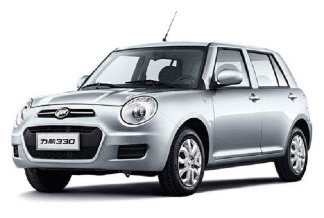 Китайская альтернатива дорогим авто: Lifan Smily