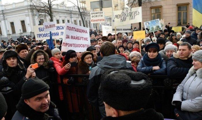 """в стране победившей """"революции достоинства"""" прогрессирует безработица"""