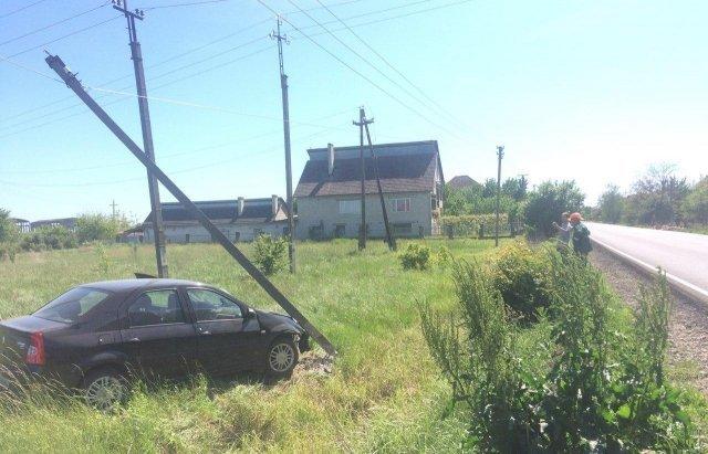 ДТП в Закарпатье: Целое село осталось без электричества