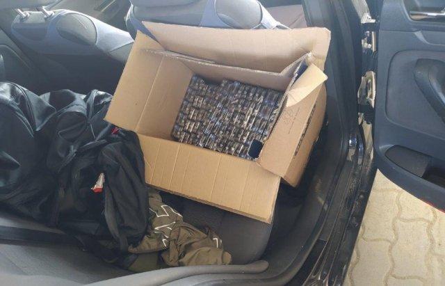 """Недалеко от границы с Закарпатьем венгры остановили автомобиль с шокирующим """"багажом"""""""
