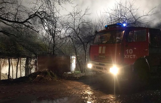 Ночная трагедия в Закарпатье: Бедолага умер в страшных мучениях