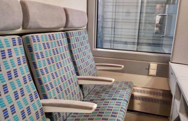 В Закарпатье можно будет увидеть поезда с хорошим умывальником, душем и пеленаемым столом