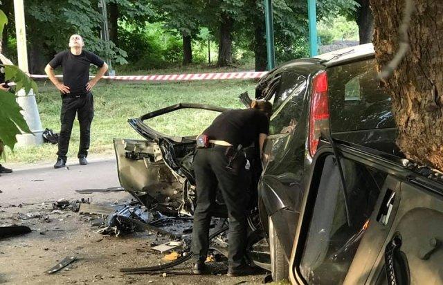 В Закарпатье под вечер произошла ужасная авария