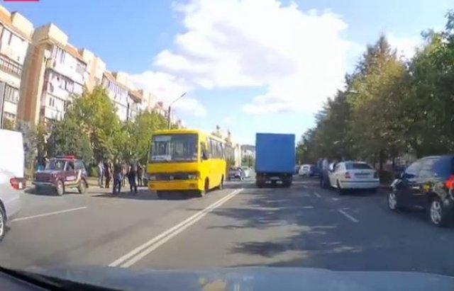 В Закарпатье просто на улице напали на местного жителя