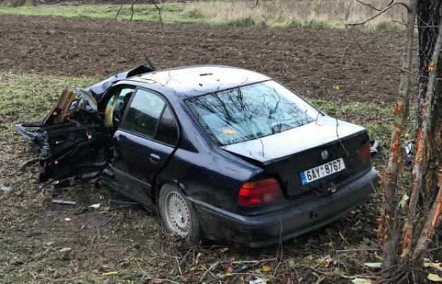 ДТП в Закарпатье: После мощного столкновения водителя пришлось деблокировать из авто