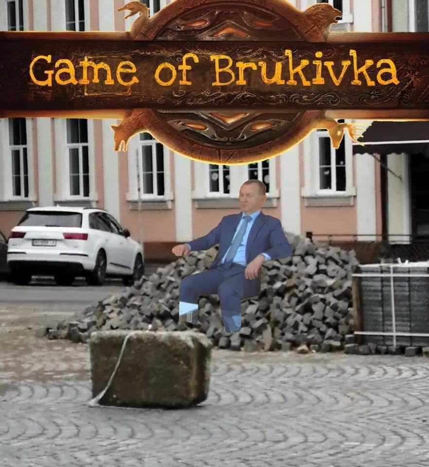 Ремонт центральной улицы в Ужгороде оборачивается катастрофой - мэр Андріїв рехнулся!
