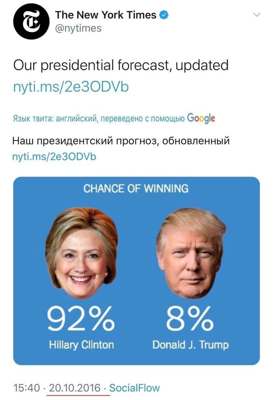 Чем закончатся президентские выборы в США?